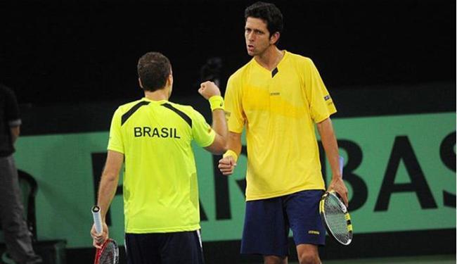 Dupla brasileira vence por 3 sets a 0 e consegue primeiro triuinfo no torneio - Foto: Paul Zimmer l VIPCOMM