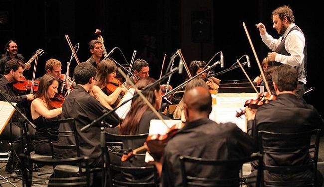 Orquestra Ouro Preto se apresenta na reitoria esta noite - Foto: Naty Tôrres | Divulgação