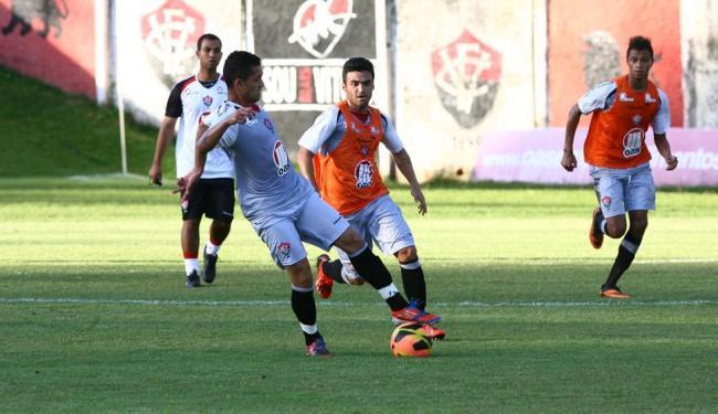 Arthur Maia é um dos que podem jogar pela primeira vez no Brasileiro - Foto: Fernando Amorim | Ag. A TARDE