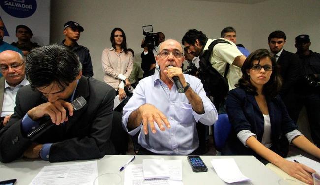 Ouvidor-geral Humberto Viana e secretário Aleluia enfrentam grande pressão - Foto: Biel Fagundes | Bapress | Estadão Conteúdo