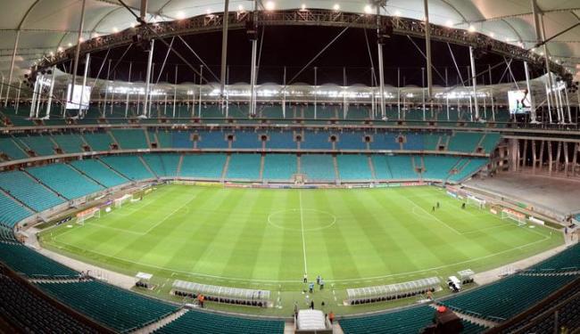 Antiga diretoria pediu adiantamento de receitas da Arena utilizando-se de uma empresa de crédito - Foto: Erik Salles / Ag. BAPRESS
