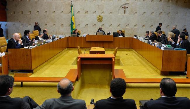 Votação sobre a validade dos embargos infringentes será retomada com voto do ministro Celso de Mello - Foto: Valter Campanato | Agência Brasil