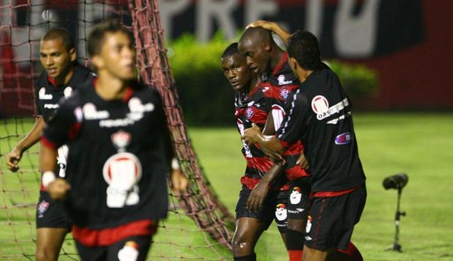 Em 2012, o Vitória venceu o Atlético-Mg na final - Foto: Fernando Amorim | Ag. A TARDE