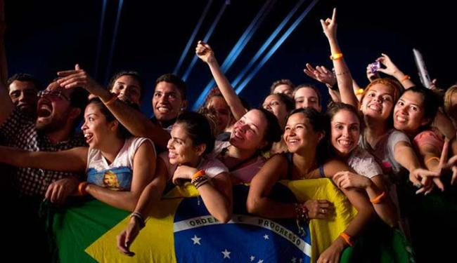 Fãs podem ficar aliviados: nesta quinta-feira, 19, vai ter Rock in Rio - Foto: Agência AP