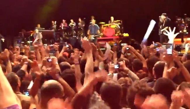 Springsteen cantou