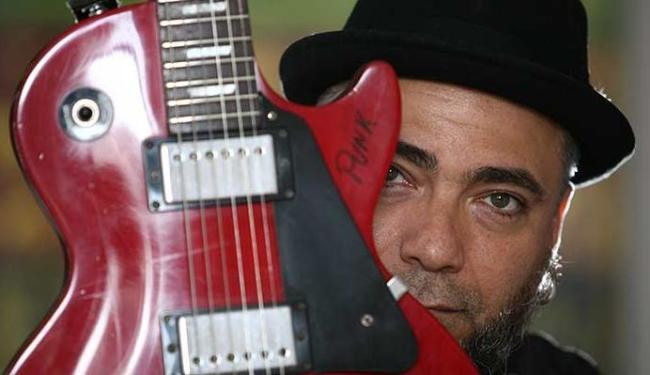Márcio Mello será uma das atrações do Festival da Primavera - Foto: Raul Spinassé | Ag. A TARDE