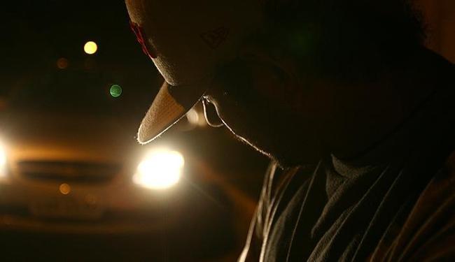 L.B.O.N., ex-usuário de crack: 'Fui preso, trafiquei, morei nas ruas, roubei, pensei que ia morrer' - Foto: Fernando Amorim | Ag. A TARDE