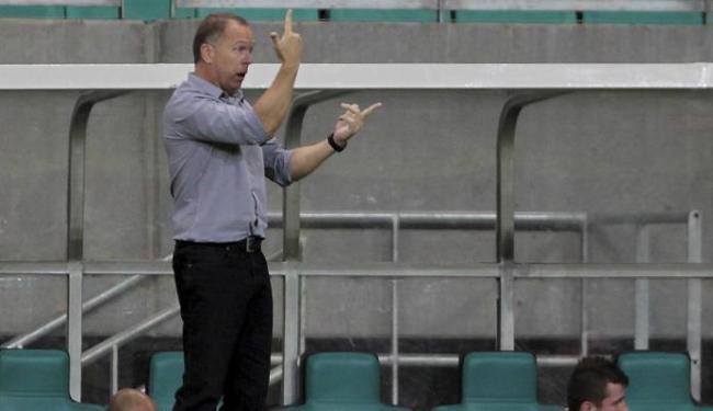 Técnico disse que não conseguia passar para o grupo aquilo que pensa sobre futebol - Foto: Eduardo Martins | Ag. A Tarde