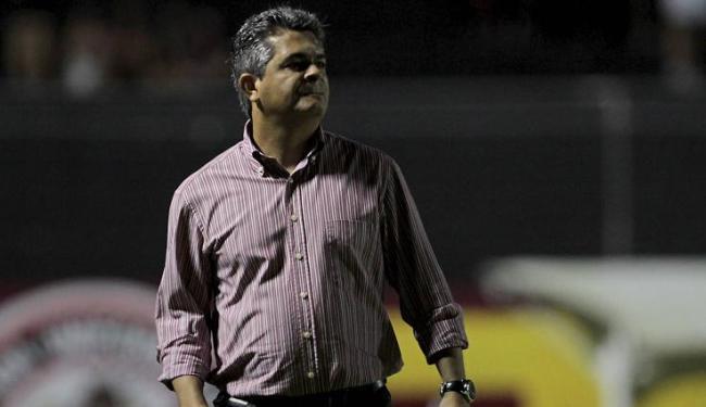Ney Franco pode conquistar seu 3º triunfo consecutivo no jogo deste sábado no Barradão - Foto: Eduardo Martins | Ag. A Tarde