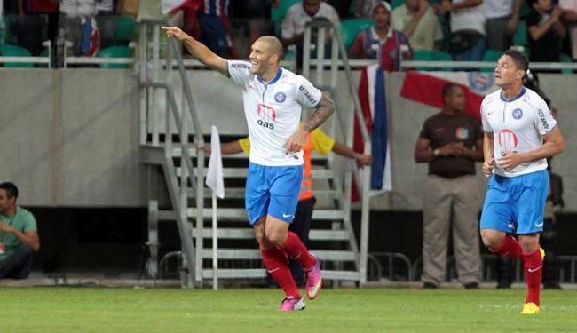 Fernandão é esperança de gols no Bahia - Foto: Eduardo Martins | Ag. A TARDE