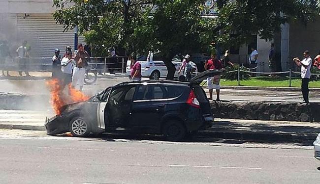 Circunstâncias do acidente ainda são desconhecidas - Foto: Ana Paula Moinhos | Reprodução Facebook