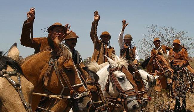 Profissão de vaqueiro remonta ao Brasil colônia - Foto: Geraldo Ataíde   Ag. A TARDE   Arquivo