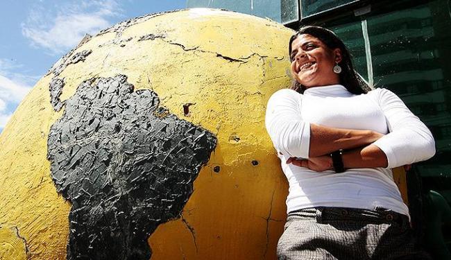 Rebeca Portela irá para Guiné Equatorial - Foto: Mila Cordeiro | Ag. A TARDE