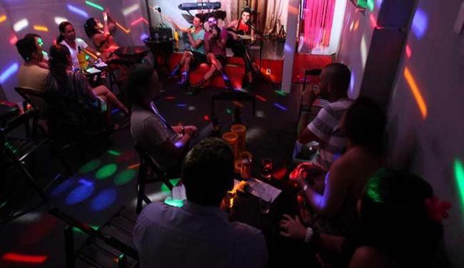 Pluralidade do público distingue o espaço na Carlos Gomes - Foto: Lucas Távora | Ag. A TARDE