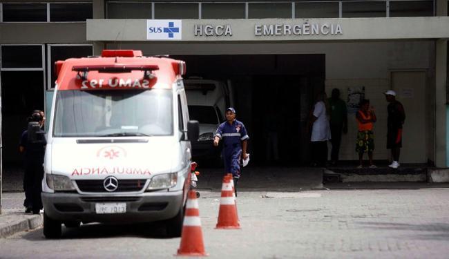 Hospital foi denunciado ao Ministério Público sobre 8 mortes no sábado - Foto: Luiz Tito | Ag. A TARDE