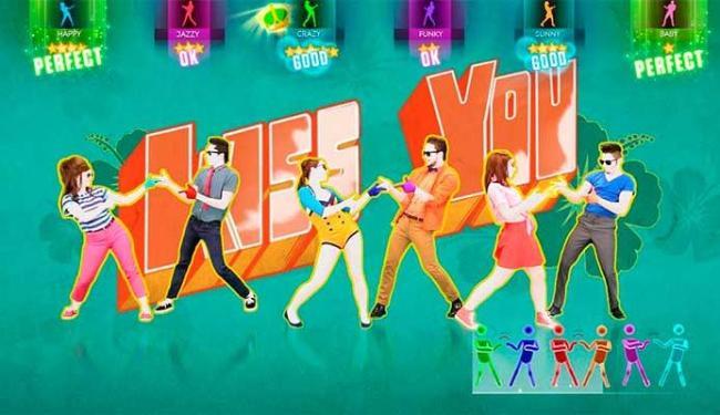 Objetivo do game é repetir, de forma mais correta, as coreografias das músicas - Foto: Divulgação