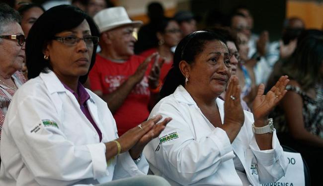 Dámara Marejón Duquesne e Dania Marquez Pabrera começam a atuar na quinta-feira - Foto: Luiz Tito   Ag. A TARDE