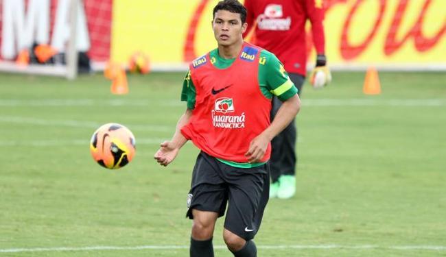 Zagueiro está fora dos amistosos contra Coreia do Sul e Zâmbia em outubro - Foto: Wander Roberto/VIPCOMM