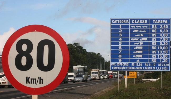Transporte de carga interditada Via Parafuso entre 0h e 4h desta quarta-feira, 25 - Foto: Aristides Batista | Ag. A TARDE