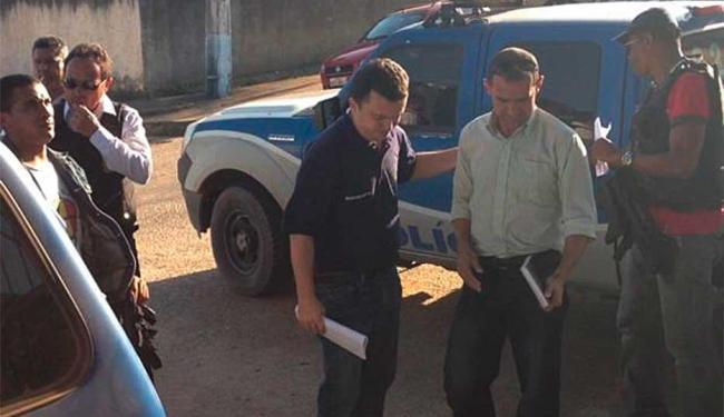 Presos são acusados de facilitar crimes, como homicídios, dentro do presídio de Eunápolis - Foto: Reprodução | Site Radar 64