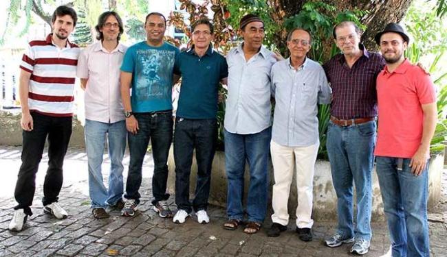 Os compositores da escola de música da Ufba que vão para a bienal - Foto: Lia Sfoggia   Divulgação