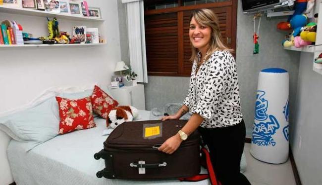 Para driblar preço da passagem, Marcela seguirá de ônibus para Paraty - Foto: Margarida Neide | Ag. A TARDE
