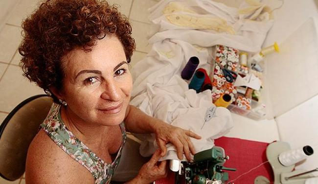 Jussara Alagia aposta em nova coleção de moda praia - Foto: Mila Cordeiro | Ag. A TARDE