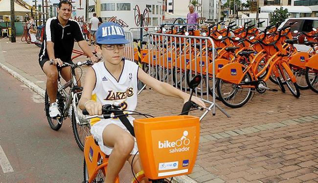 Adesão ao Salvador vai de Bike é comemorada pela prefeitura - Foto: Marco Aurélio Martins | Ag. A TARDE