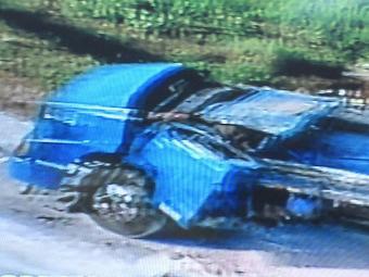 Motorista morreu logo após a colisão na BR-324 - Foto: Reprodução | TV Record