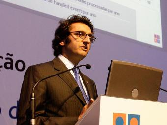 Executivo Zeinal Bava será o presidente da nova empresa criada com a fusão de Portugal Telecom e Oi - Foto: Marco Aurélio Martins | Ag. A TARDE