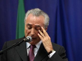 Temer foi acionado pelo PMDB para rever nomeação interina - Foto: Lúcio Távora   Ag. A TARDE