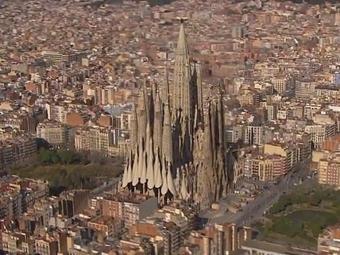 Catedral começou a ser construída em 1882 - Foto: Reprodução