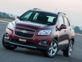 Novo utilitário Tracker em versão topo da gama - Foto: Fabio Gonzalez/Chevrolet