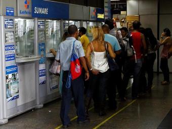 Casas lotéricas de Salvador ampliaram o horário de funcionamento em uma hora - Foto: Eduardo Martins   Ag. A TARDE