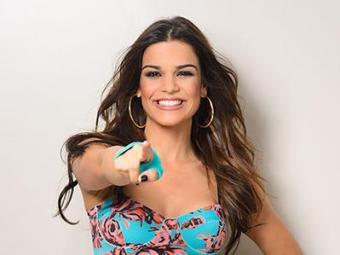 Mari Antunes, vocalista atual da Babado Novo - Foto: Divulgação