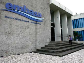 Aprovados devem se dirigir à Universidade Corporativa da Embasa - Foto: Luciano da Matta | Ag. A TARDE