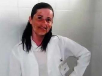 Vítima foi baleada na cabeça durante roubo de sua moto - Foto: Reprodução | Acorda Cidade