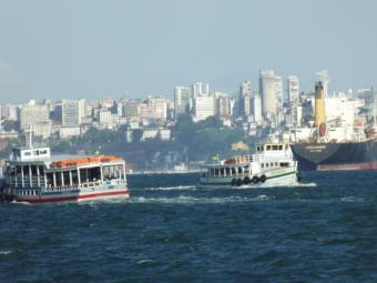 Travessia Salvador-Mar Grande pode ter o serviço retomado ainda nesta tarde - Foto: Divulgação | Astramab