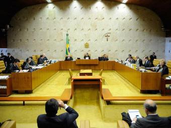 Aprovados vão trabalhar no STF, em Brasília - Foto: Arquivo   Agência Brasil
