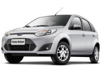 Ford Fiesta RoCam hatch sai pelo preço inicial de R$29.990 - Foto: Divulgação