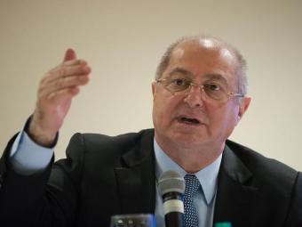 Ministro das Comunicações, Paulo Bernardo - Foto: Marcelo Camargo | ABr