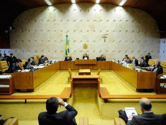 Presidente do Supremo, Joaquim Barbosa, é contra a retirada de circulação de biografias - Foto: Arquivo   Agência Brasil