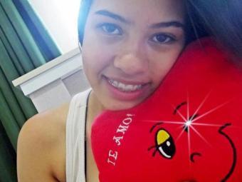 Lorena Santana Gonçalves foi atingida na cabeça e morreu - Foto: Reprodução