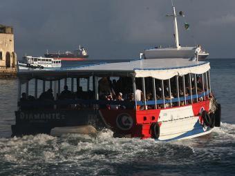 Últimas embarcações serão às 21h30 e 22h30 - Foto: Arestides Baptista   Ag. A TARDE