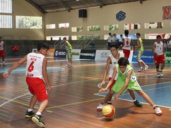 Basquete baiano terá time nos Jogos Escolares - Foto: Divulgação | Ascom | Sudesb