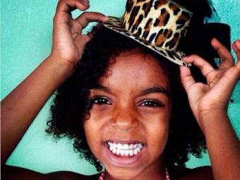 Franciele Santos, de 6 anos, era sobrinha da ex-vereadora de Salvador Léo Kret - Foto: Reprodução   Instagram
