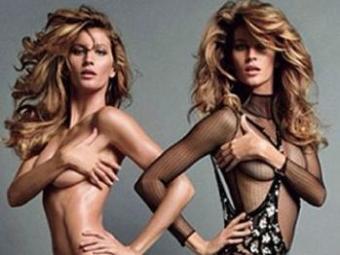 Modelo brasileira esbanja sexualidade em editorial - Foto: Reprodução | Instagram