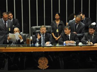 Deputados terão que votar o projeto até quarta-feira, 30 - Foto: Fabio Rodrigues Pozzebom | Agência Brasil