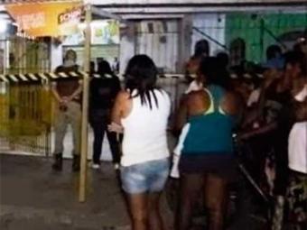Crime aconteceu dentro de bar da vítima - Foto: Reprodução   Acorda Cidade