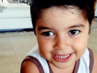 Pedro, de 2 anos, é o filho mais velho da atriz com o empresário Carlos Eduardo Baptista - Foto: Instagram | Reprodução